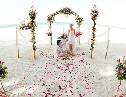 Boracay Beach Wedding